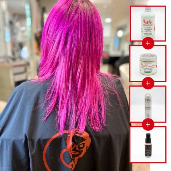capellicolorati | Linea Carla Amaducci